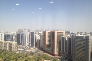 UAE - View from the office