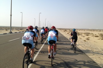 UAE - Group ride