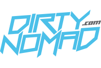 Dirty Nomad logo